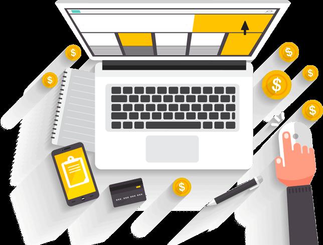 Responsive Website Design หมายถึง ออกแบบเว็บไซต์ รับออกแบบเว็บไซต์