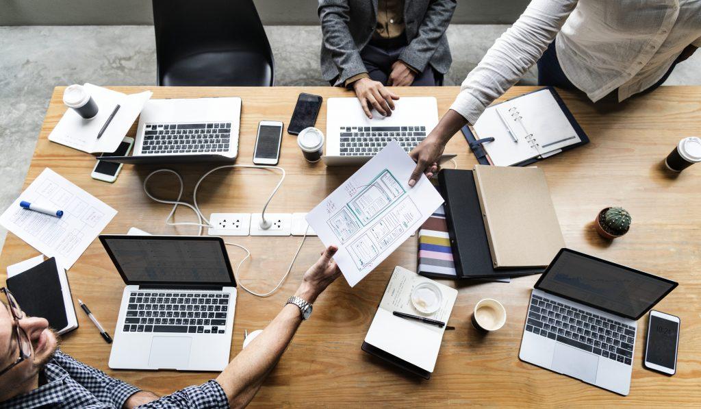 การดูแลเว็บไซต์เพื่อการทำธุรกิจ เว็บไซต์เปรียบเสมือนหน้าร้าน หน้าบริษัท