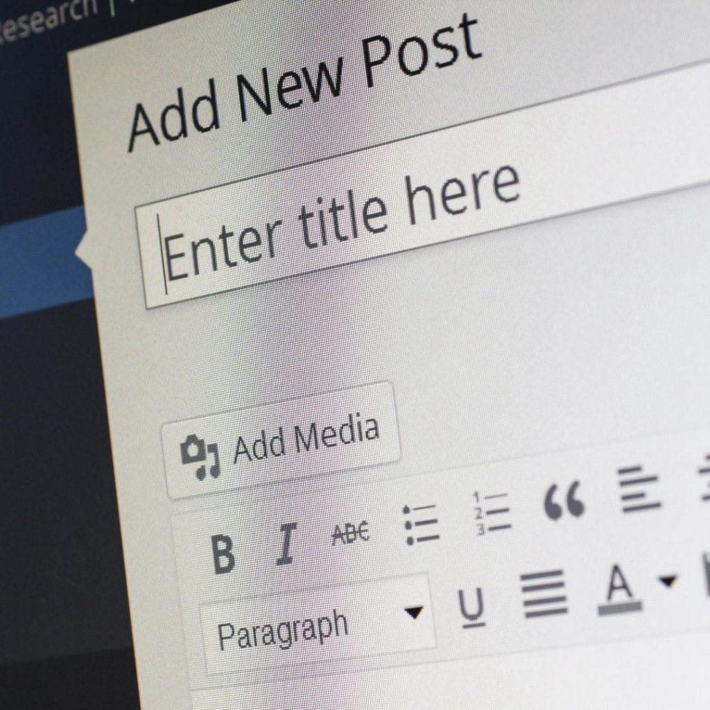 รับ ดูแลเว็บไซต์ WordPress แบบมืออาชีพให้กับธุรกิจออนไลน์เพื่อประสบความสำเร็จ
